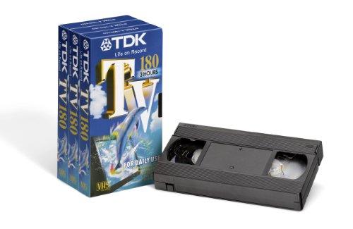 tdk-t03163-tv-180-pack-de-3-cassettes-video-vhs-180-minutes-denregistrement-import-allemagne