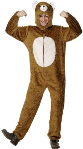 Smiffy's Men's Bear Costume