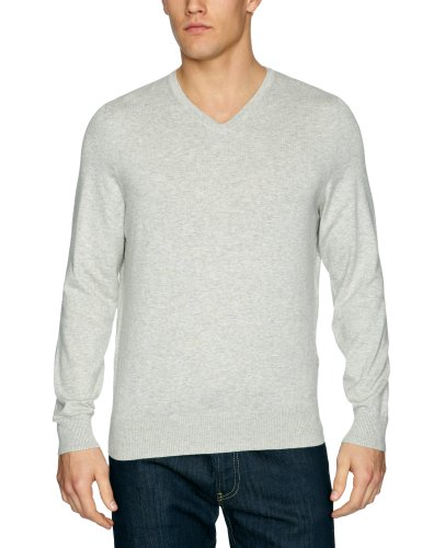 Esprit MCOL 122EO2I001 Men's Jumper Light Stone Grey Small