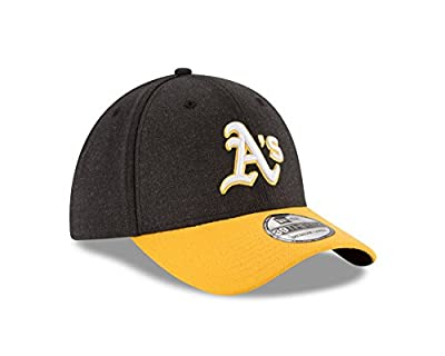 MLB Oakland Athletics Change Up Classic 39Thirty Stretch Fit Cap