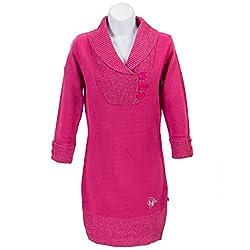 Macca Tunic Sweaters Cream - Medium