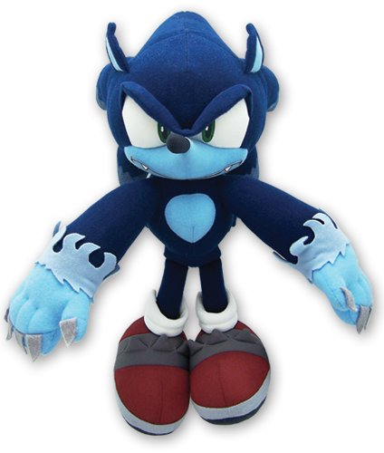 Sonic The Hedgehog: Werehog Peluche Toy