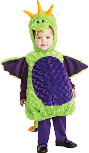 Morris Costumes Little Boys' Dragon Toddler, Large