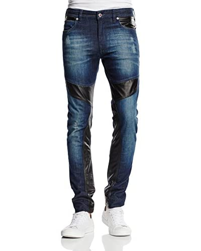 Love Moschino Jeans washed denim