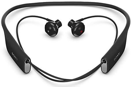 SONY Stereo Bluetooth Headset SBH70ウェアラブルステレオBluetoothステレオヘッドセット 並行輸入品 Black ブラック