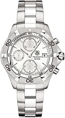 TAG Heuer Men's CAF2111.BA0809 2000 Aquaracer Automatic Chronograph Watch from TAG Heuer