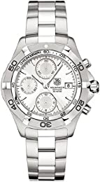 TAG Heuer Men s CAF2111 BA0809 2000 Aquaracer Automatic Chronograph Watch