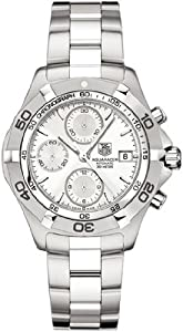 TAG Heuer Men's CAF2111.BA0809 2000 Aquaracer Automatic Chronograph Watch