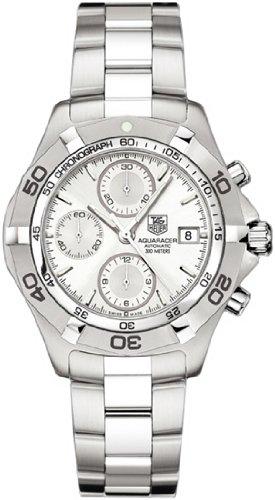 TAG Heuer Men's CAF2111.BA0809 2000 Aquaracer Automatic Chronograph Watch