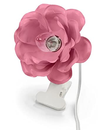 Fred and Friends Bloom Lamp, Pink