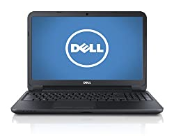 Dell Inspiron 15 i15RV-6190BLK 15.6-Inch Laptop (Black Matte with Textured Finish)