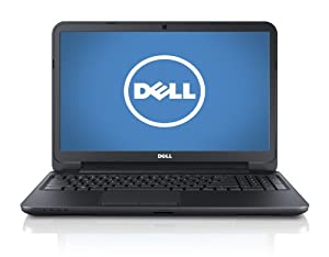 Dell Inspiron 15 I15rv-6190blk 15.6-inch Laptop Black Matte With Textured Finish