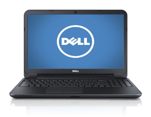New Dell Inspiron 15 i15RV-6190BLK 15.6-Inch Laptop (Black Matte with Textured Finish)
