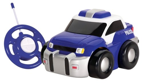 Kid Galaxy 'My 1st RC' Police Car