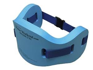 Water aerobics jog belt flotation aqua jogger for deep water exercise m l aquatic for Flotation belt swimming pool exercise equipment