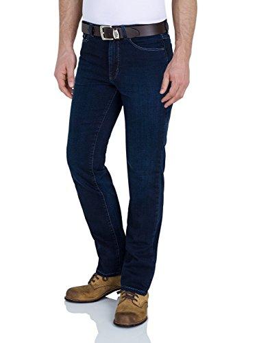 Paddock`s Herren Jeans Ranger - Slim Fit - Blau - Blue/Black Stone Soft Using, Größe:W 34 L 32;Farbe:Blue/Black Stone Soft Using (5726)