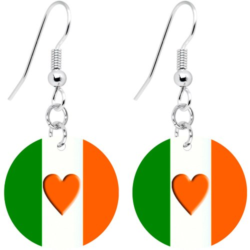 Hearts of Ireland Earrings