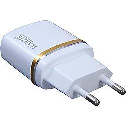 SLANZER SZC-W401WT USB TRAVEL CHARGER