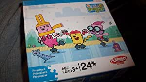 Amazon com nick jr wow wow wubbzy 24 piece puzzle toys amp games