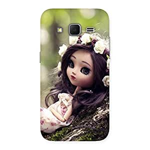 Gorgeous Angel And Tree Multicolor Back Case Cover for Galaxy Core Prime