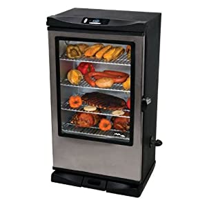 "Masterbuilt 40"" Electric Smoker with Window by Masterbuilt"