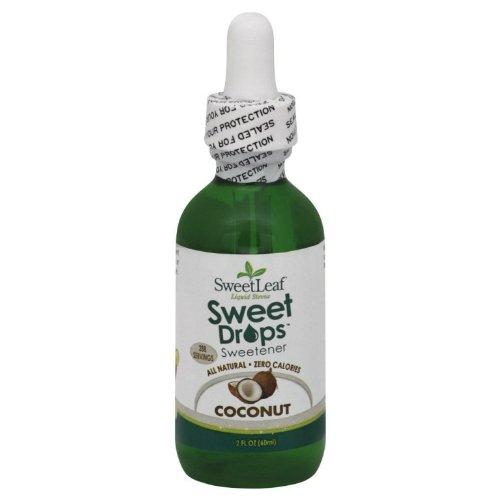 Отзывы Wisdom Natural SweetLeaf Liquid Stevia Coconut