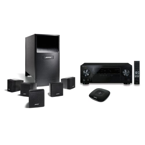 Bose Acoustimass Iii 5.1 Home Theater System W/ Bluetooth