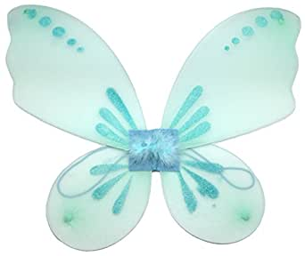 Hairbows Unlimited Pixie Wings for Dress up Fairy Princess for Girls