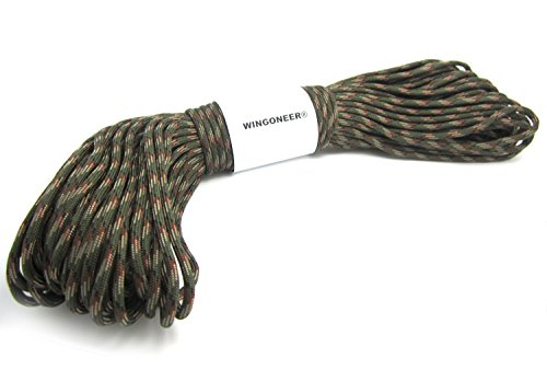 550-paracord-mil-spec-type-iii-7-strand-parachute-cord-olive-green-camo-100-feet