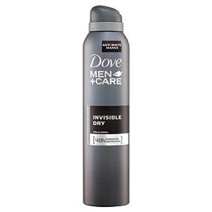 Dove Men+Care Invisible Dry Aerosol Anti-Perspirant Deodorant - 250 ml