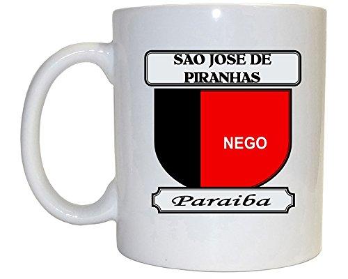 Sao Jose de Piranhas, Paraiba City Mug