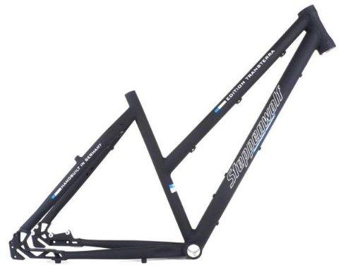 28″ Alu Steppenwolf Transterra Damencity Fahrrad Rahmen Nabenschaltung Disc