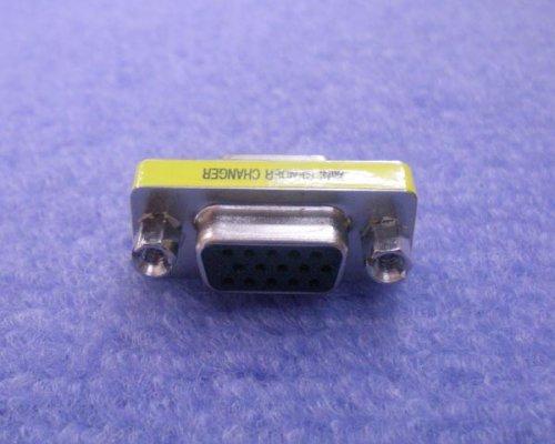 「06」 VGAメス/VGAメス 変換コネクター