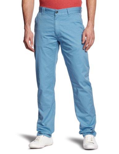 Bench Calderstones Slim Men's Trousers Blue W32INxL32IN