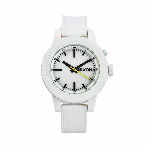 Nixon GoGo White Ladies Watch A287100