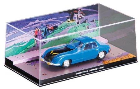 Batman - Batmobile from Detective Comics #400 1:43 scale model