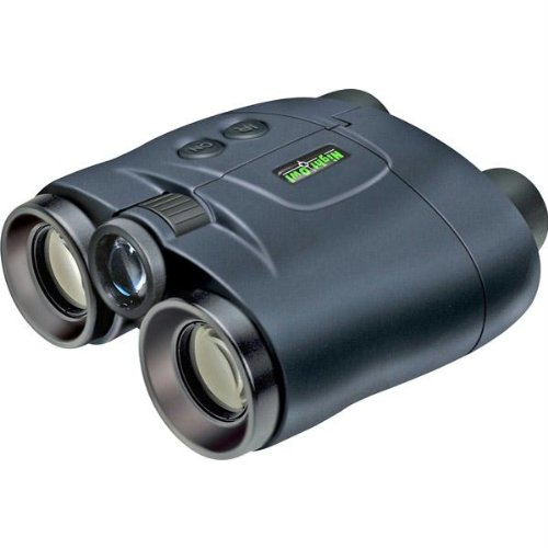 Fixed-Focus Binoculars With Ir Illuminator 250-300 Meter Viewing Range