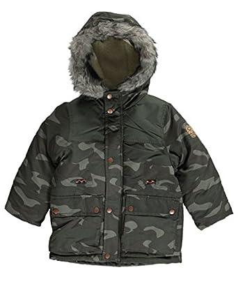 "Amazon.com: OshKosh Little Boys' Toddler ""Winter Camo"