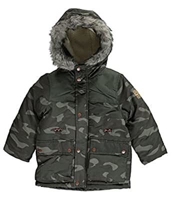 "Amazon.com: OshKosh Little Boys' Toddler ""Winter Camo"