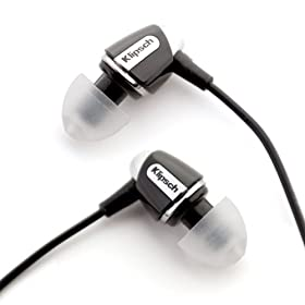 Klipsch IMAGE S4 In-Ear Enhanced Bass Noise-Isolating Headphone