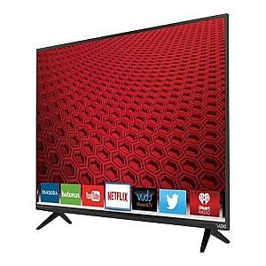 VIZIO E40-C2 40-Inch 1080p Smart LED HDTV