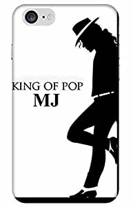 iessential music Designer Printed Back Case Cover for Apple iPhone 7