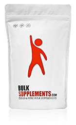 BulkSupplements Pure BCAA 2:1:1 (Branch Chain Amino Acids) Instantized Powder (500 grams)