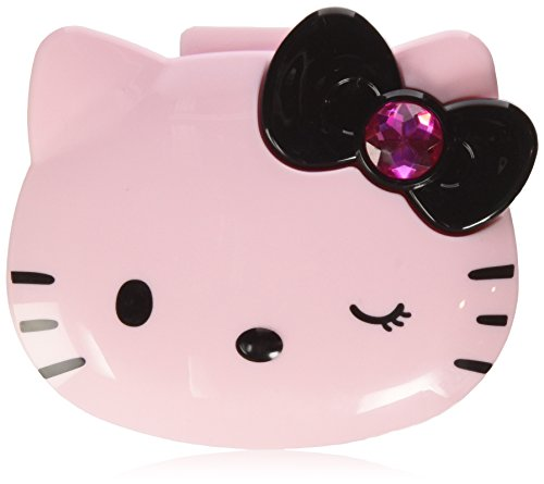 Sanrio-Hello-Kitty-False-Eyelashes-Casepink