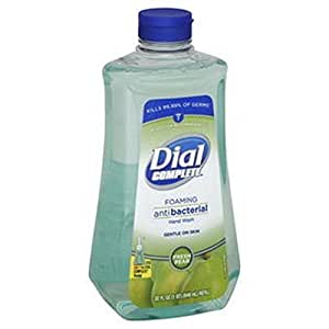 Buy Dial Complete Foaming Anti Bacterial Hand Wash Soap
