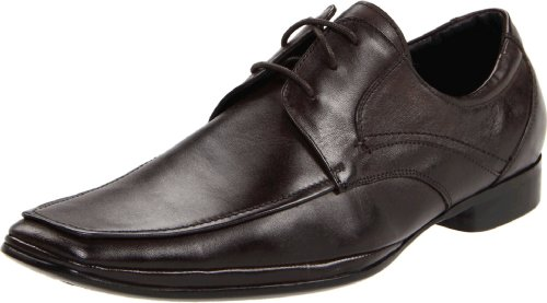 Kenneth Cole New York Men'S Play Your Role Lace-Up,Brown,10 M Us