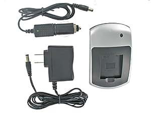 JVC GZ-MG27U Desktop Battery Charger - Premium Quality TechFuel Battery Charger