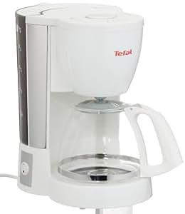 Tefal CM 3301 Kaffemaschine Weiß