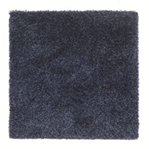 Nordic Cariboo Denim Mix Shaggy Design Runner Rug 60X230 from Flair Rugs