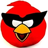 NEW ANGRY BIRDS GAME SPACE RED PLUSH CUSHION PILLOW 636650